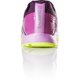 Salming W's Trail T3 Shoes Dark Orchid/Azalea Pink